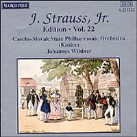 Orchestral works 22 -comp