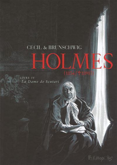 Holmes (Tome 4-La Dame de Scutari)