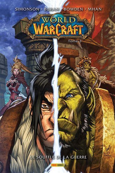 World of Warcraft Comics Book