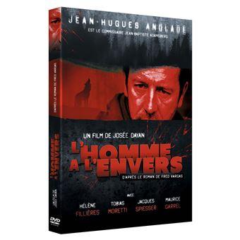 L'Homme à l'envers DVD