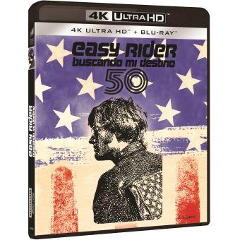 Easy Rider Blu-ray 4K Ultra HD