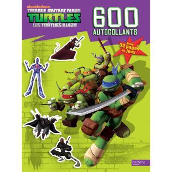 les tortues ninjatortues ninja 600 autocollants - Tortues Ninja Tortues Ninja