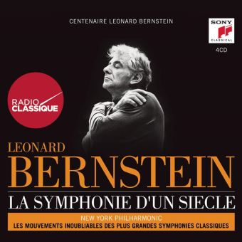 LA SYMPHONIE D UN SIECLE/4CD