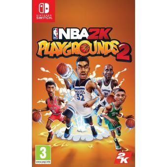 NBA 2K PLAYGROUNDS 2