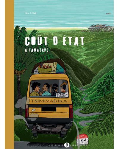 Cout d'Etat à Tamatave