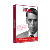 Coffret Jacques Brel 3 Films Edition Spéciale Fnac DVD