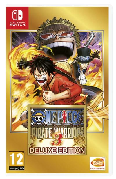 One Piece Pirate Warriors 3 Nintendo Switch
