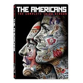 The AmericansThe Americans Saison 3 DVD