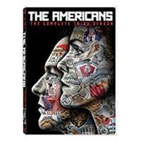 The Americans Saison 3 DVD