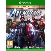 Marvel's Avengers Edition Deluxe FR/NL XONE