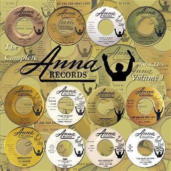 COMPLETE ANNA RECORDS SINGLES VOL. 1