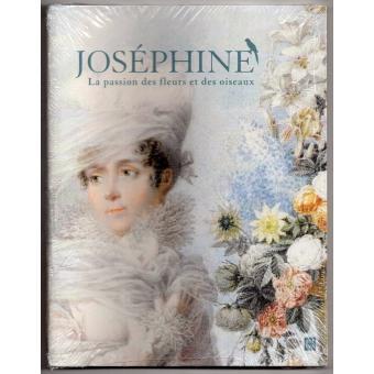 Joséphine, les fleurs et les oiseaux