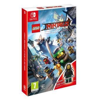 Lego ninjago le film le jeu vid o edition day one nintendo switch jeux vid o achat prix fnac - Jeux de lego sur jeux info ...