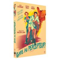 Gare au percepteur DVD