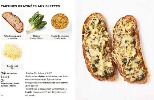 Simplissime ,  Les recettes végétariennes et vegan les + faciles du monde