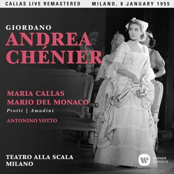 ANDREA CHENIER/2CD