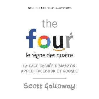 GAFA, le règne des quatre