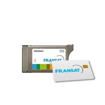 Adaptateur CGV Mod Esat HD/FRANSAT HD PCMCIA