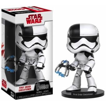 STAR WARS THE LAST JEDI-WACKY WOBBLER-F.O.EXECUTIONER-16CM