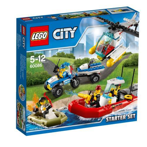 LEGO® City 60086 Ensemble de Démarrage