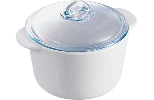 Cocotte ronde vitro-céramique Pyrex Pyroflam 2L