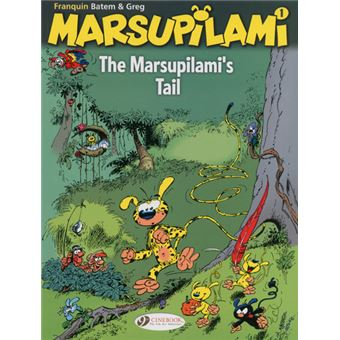 MarsupilamiThe Marsupilami - tome 1 The Marsupilami's tail