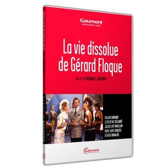 La vie dissolue de Gérard Floque DVD