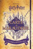Harry Potter - Harry Potter, Le guide de Poudlard, Avec une baguette lumineuse pour lire et écrire à l'encre invisible !