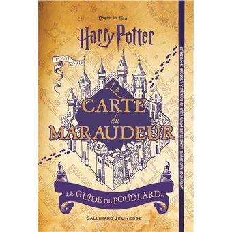 Harry PotterLa carte du Maraudeur