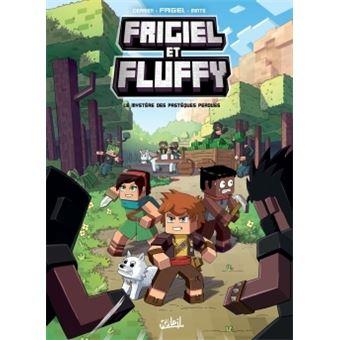 Frigiel Et Fluffy Tome 1 Le Mystere Des Pasteques Perdues