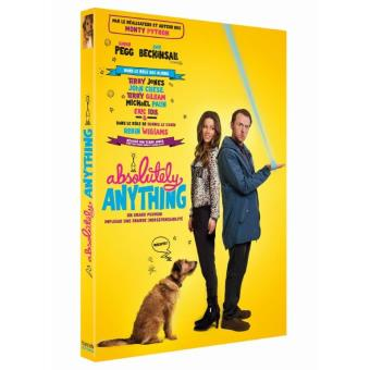 Absolutly anything DVD