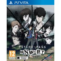 Psycho Pass Mandatory Happiness PS Vita