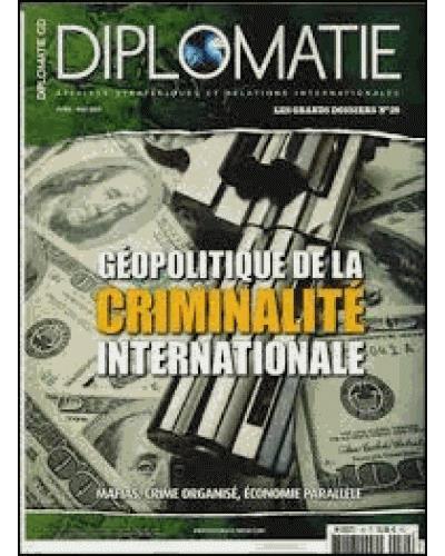 Géopolitique de la criminalité internationale