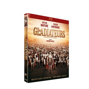 Gladiateurs Blu-ray
