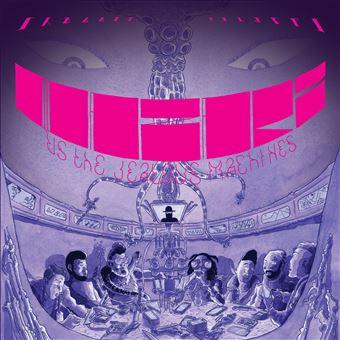 Quazarz Vs The Jealous Machines LP