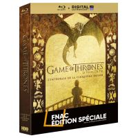 Game Of Thrones Saison 5 Edition spéciale Fnac Blu-ray