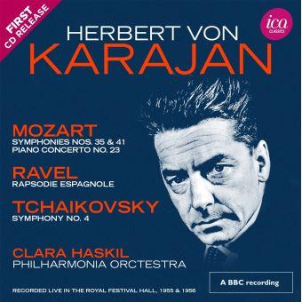 PLAYS TCHAIKOVSKY/RAVEL/MOZART