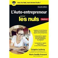 L'Auto-entrepreneur pour les Nuls Business, Nouvelle édition
