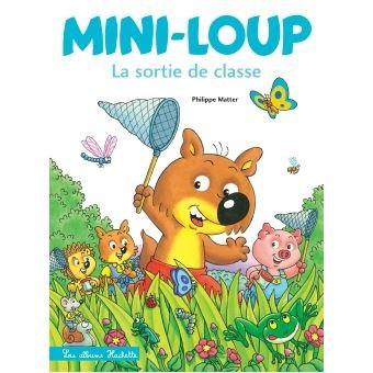 Mini-LoupMini-Loup - La sortie de classe