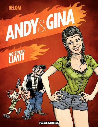 Andy et Gina (Tome 5) - No speed limit - 9782352074601 - 7,99 €