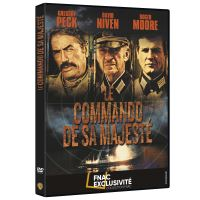 Le commando de sa majesté - Collection Fnac