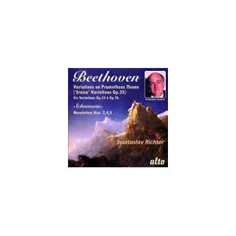 Beethoven Variations For Piano