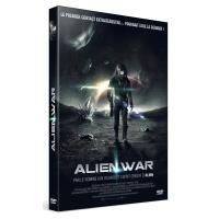 Alien War DVD