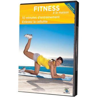 fitness la maison 10 minutes d 39 entra nement dvd dvd. Black Bedroom Furniture Sets. Home Design Ideas