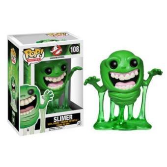 Figurine Funko Pop Ghostbusters S.O.S. Fantômes Slimer 10 cm