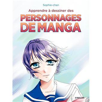 Apprendre à dessiner des personnages mangas