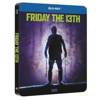 Vendredi 13Vendredi 13 Steelbook Blu-ray