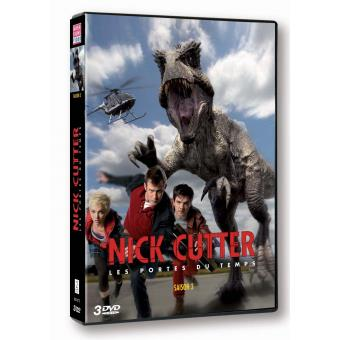 Nick Cutter, les portes du tempsNick Cutter, les portes du temps Saison 3 Coffret DVD