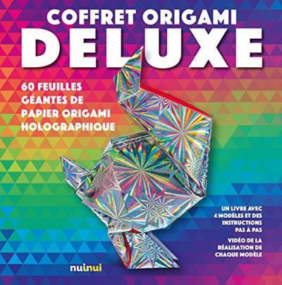 Coffret deluxe origami