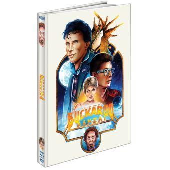 Les Aventures de Buckaroo Banzaï à travers la 8e dimension Edition Limitée Combo Blu-ray DVD